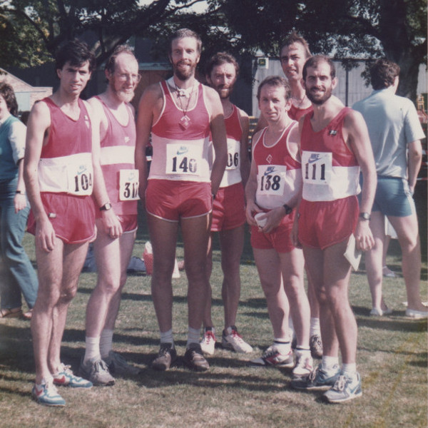 HELP Crew Pre Race approx 1998